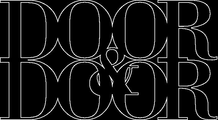 doors and doors logo