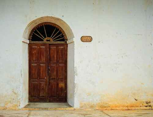 a brief history of doors